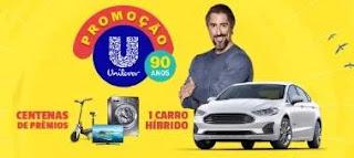 Cadastrar Promoção Unilever 2019 Aniversário 90 Anos Carro e Prêmios - Marcos Mion