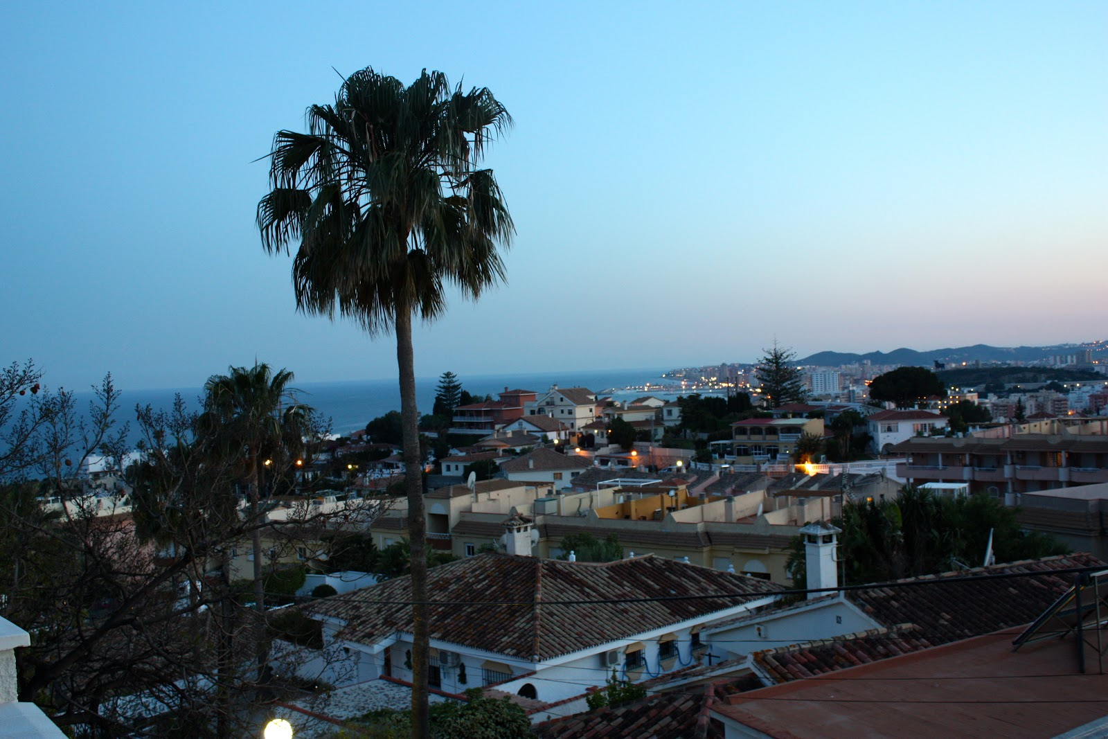 Andalucian night