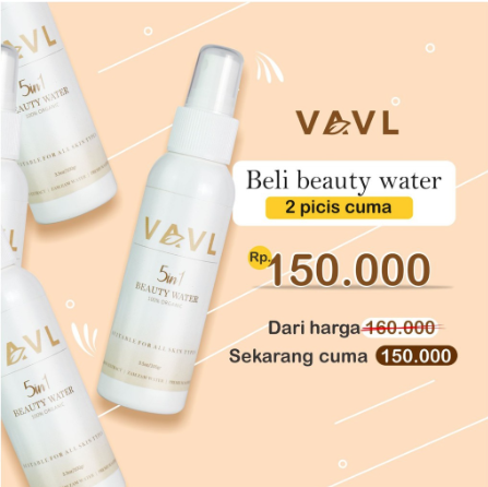 Beauty Water(Lebih Hemat)