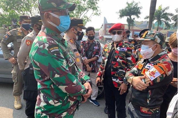 Geram Merah Putih Dilarang Berkibar di PIK, Purnawirawan TNI AD: Dada Saya Mendidih!