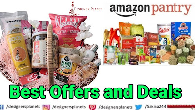 Amazon Pantry Grocery deal