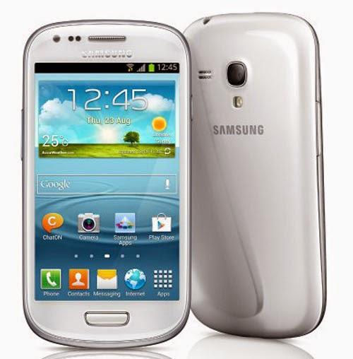 Samsung Galaxy S3 Mini Dengan Prosesor Dual Core dan Kamera 5 MP