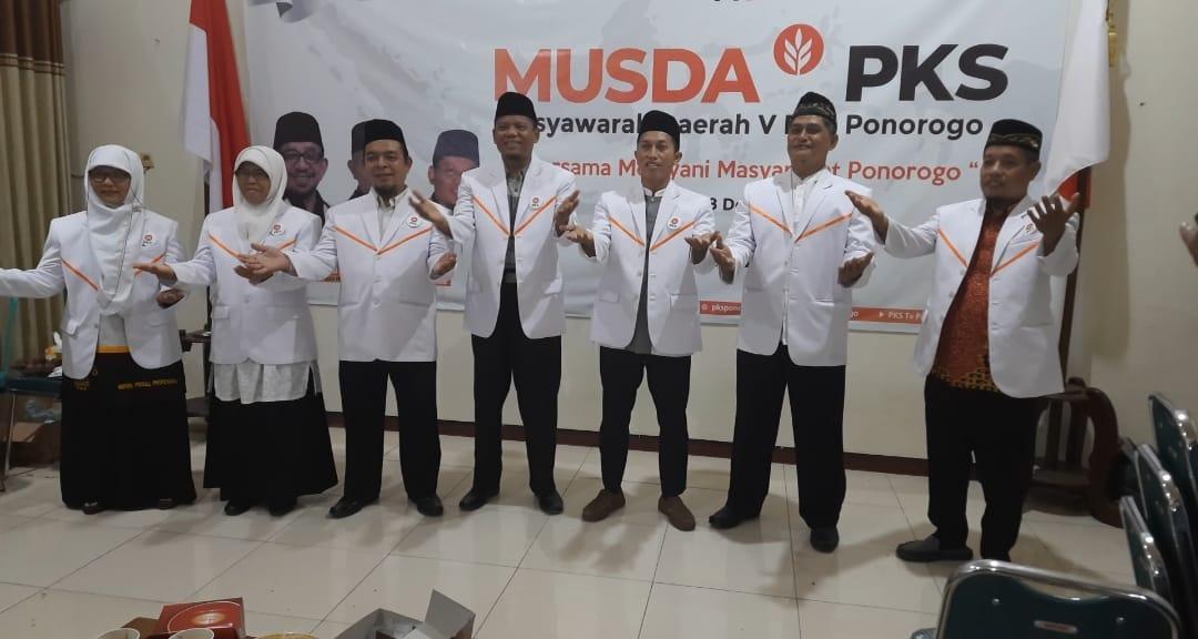 Agus Hamid Hamdani, Nakhkodai DPD PKS Ponorogo 5 tahun kedepan