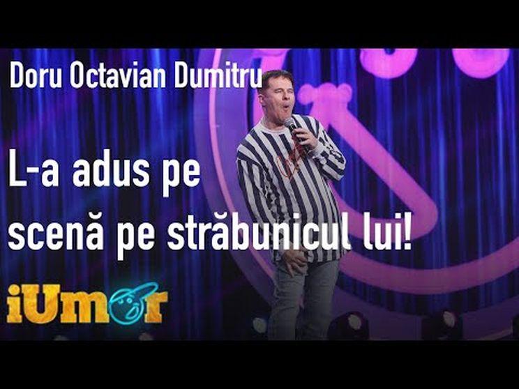 Inca 12 minute cu Doru Octavian Dumitru
