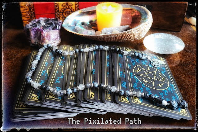 Foresight Friday reading using the Supernatural Join the Hunt Tarot