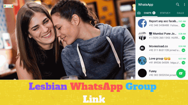 100+ Best Lesbian WhatsApp Group Link List Collection