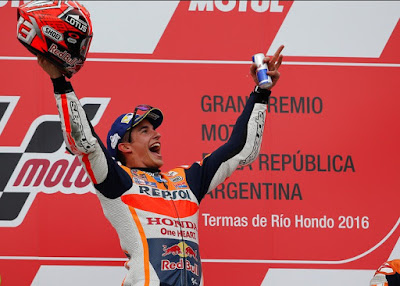 Bocorkan Kelemahan Honda, Marquez Kurang Pede Ke Austin