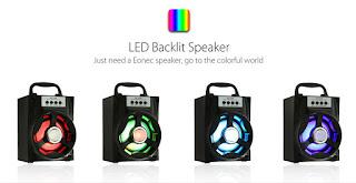 bluetooth speaker portatile ms-226bt