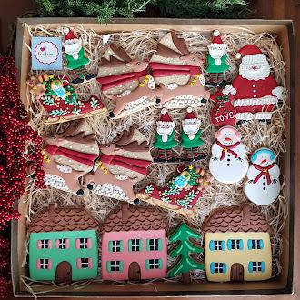 Cookies Festa Luisa...4 anos