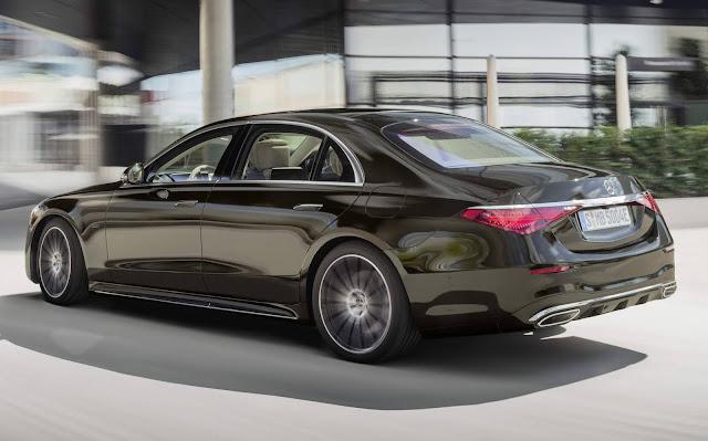 Mercedes-Benz Classe S 2021