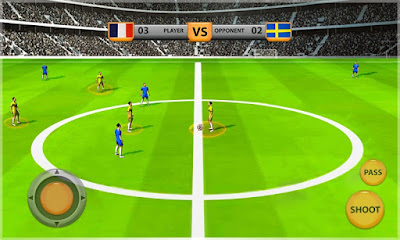 Download Play Euro 2016 Countdown Apk Mod V1.0 (Support All Android) Full Free
