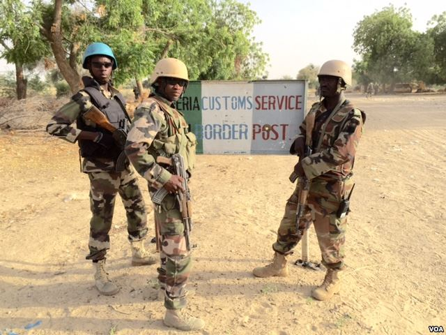 AFRICA - Boko Haram Jihadists kill 53 in three days