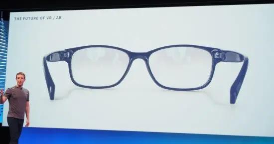 نظارات الواقع المعزز Facebook AR ستمنحك قوى خارقة
