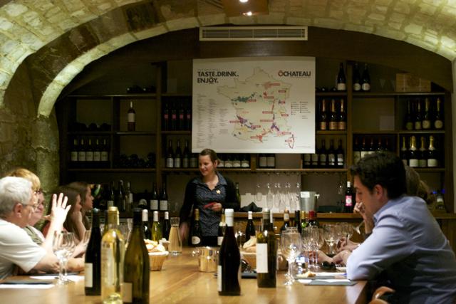 Passeios guiados em vinícolas