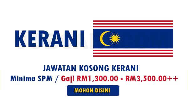 Jawatan Kosong Kerani di Kuala Lumpur