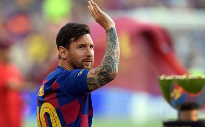 Barcelona mira a Lionel Messi en busca de inspiración