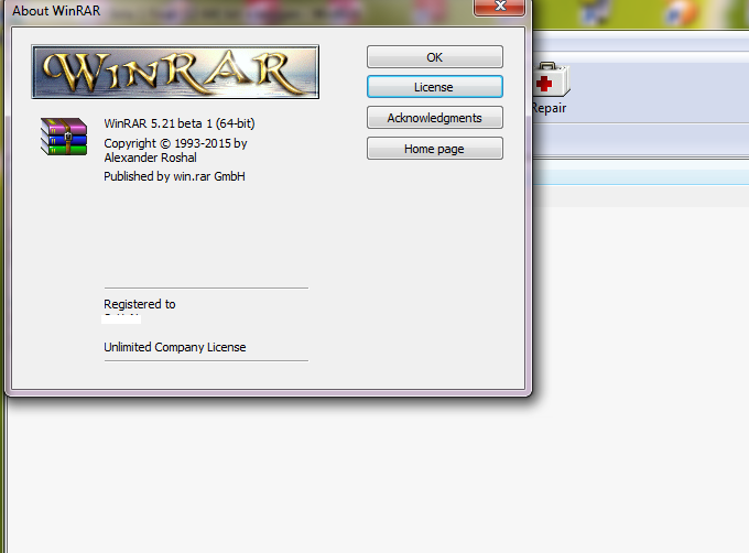 WinRAR 5 71 FINAL (32-64) BIT + Keys + keygen (FULL)