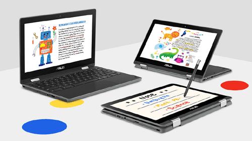 ASUS Chromebook C214MA