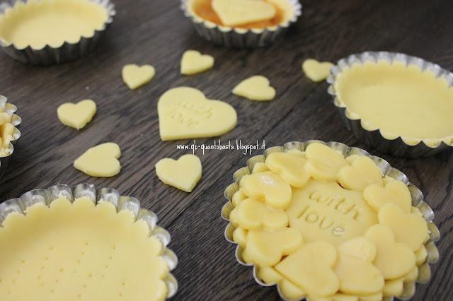 www.qb-quantobasta.blogspot.it - Crostata di cuori con confettura