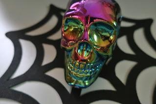Inspiracje na Halloween czaszka z Dealz