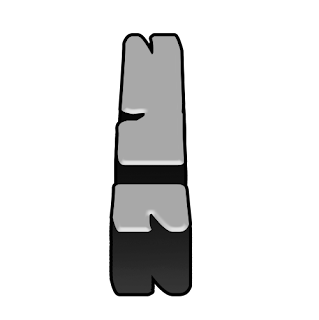 Letras de Minecraft. Minecraft Letters.