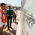 Supervisa Fernando Castellanos restablecimiento del servicio de agua potable