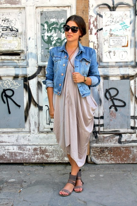 best website 803e9 18043 Outfit Mit Jeansjacke Damen