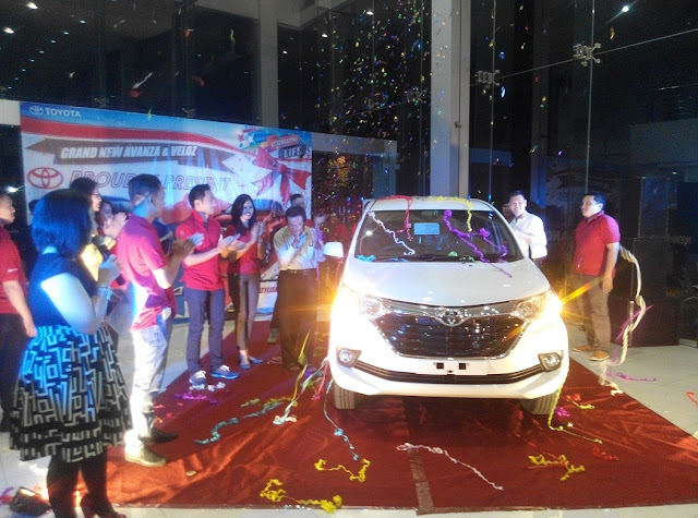 Launching Toyota Grand New Avanza Veloz 2018 Event Soft Dan Di Nasmoco Karangjati