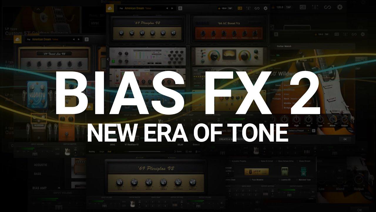 Bias FX 2 Elite by Positive Grid Torrent Download
