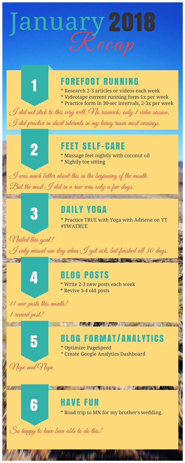 30 Days Of Yoga With Adriene Day 11 : adriene, Enjoying, Course:, Revealing, February, Goals, Track