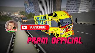 Share mod truk galon anti playboy anti gosip yang bisa kalian pakai untuk pengganti kendaraan di dalam game bussid