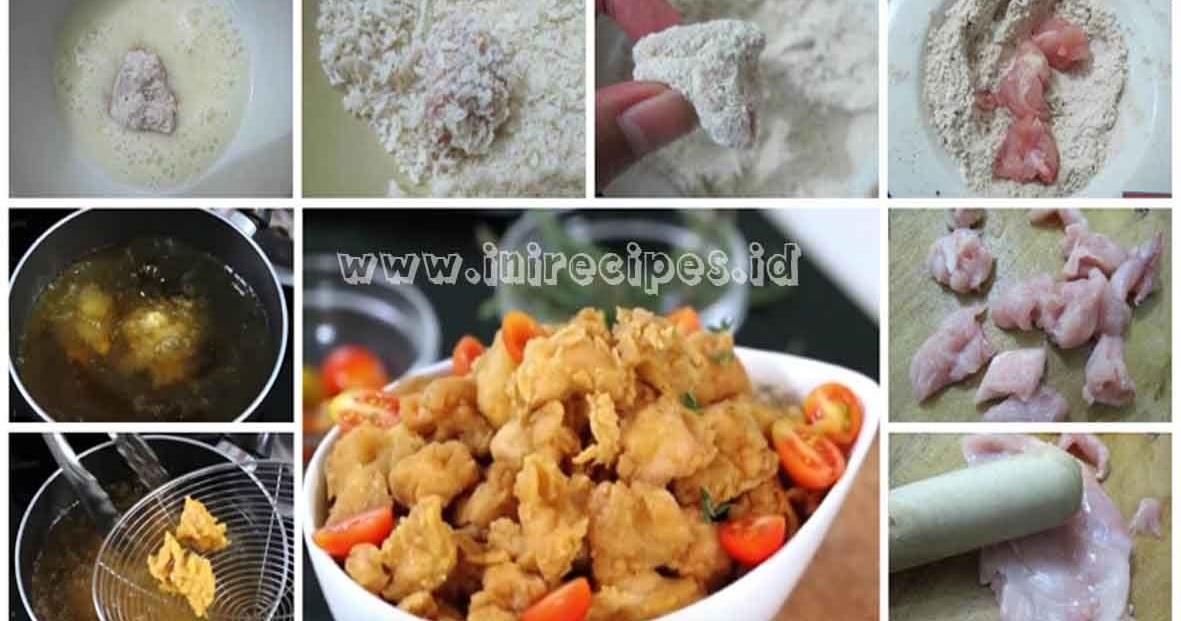Image Result For Resep Ayam Kfc Kriuk Kriuk Renyah Resep