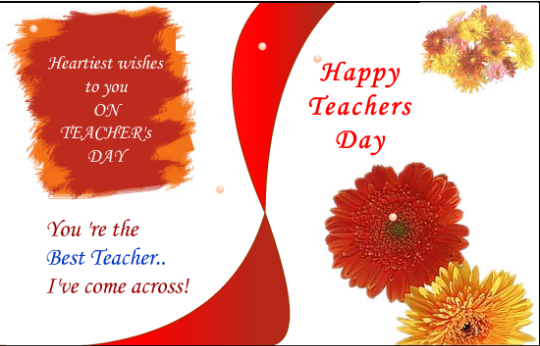 Teachers Day Quotes In Marathi: Teacher's Day SMS With Images