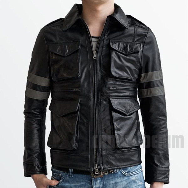 jas exclusive jaket resident evil