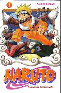Naruto Ediciones Larp 1