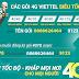 Các gói cước Viettel 4G mới nhất, rẻ nhất