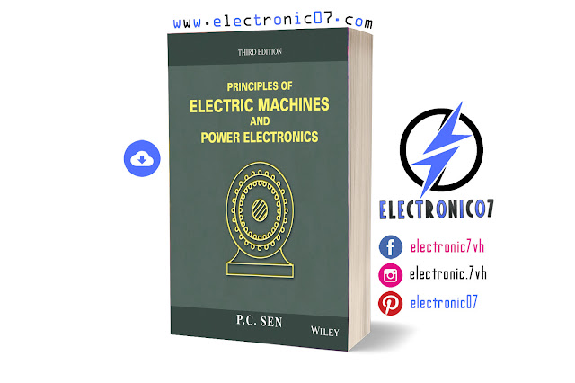 Free Download Principles of Electric Machines and Power Electronics Third Edition PDF