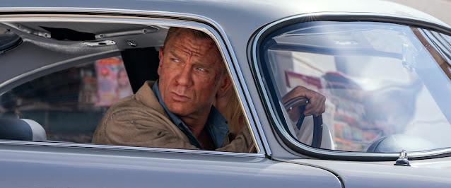 Daniel Craig Cary Joji Fukunaga   No Time to Die   James Bond 007