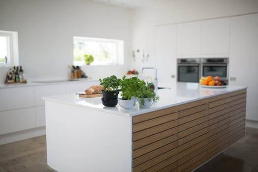 Home Improvement Projects For Kitchen