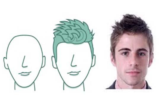 Kenali Potongan Rambut yang Sesuai Mengikut Bentuk Wajah Untuk Lelaki 3e7a0e0deb