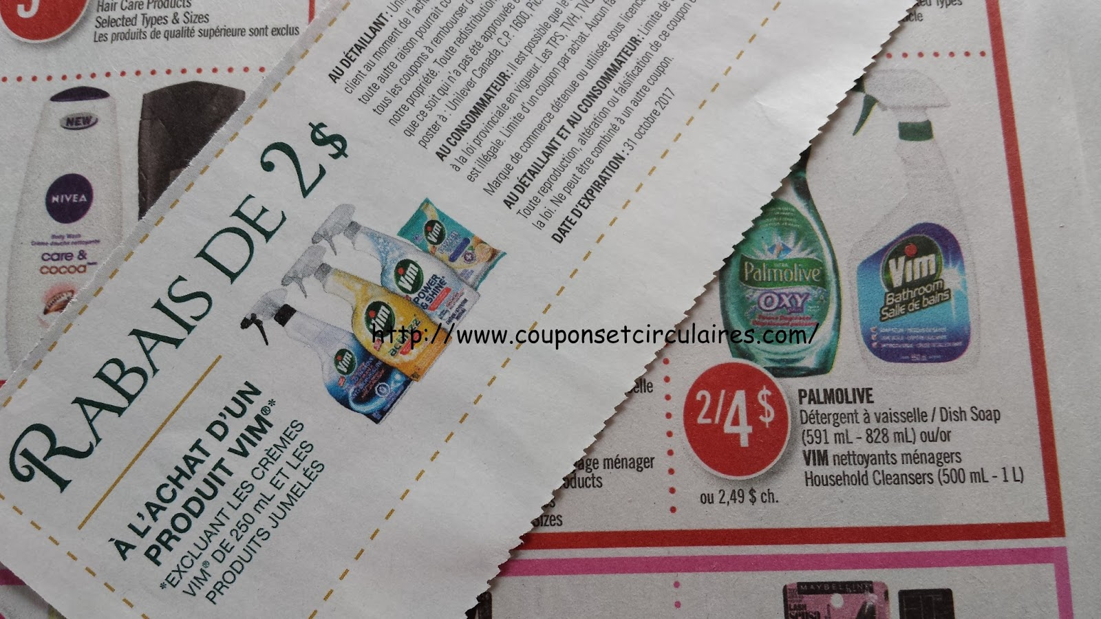 Coupons aubaines