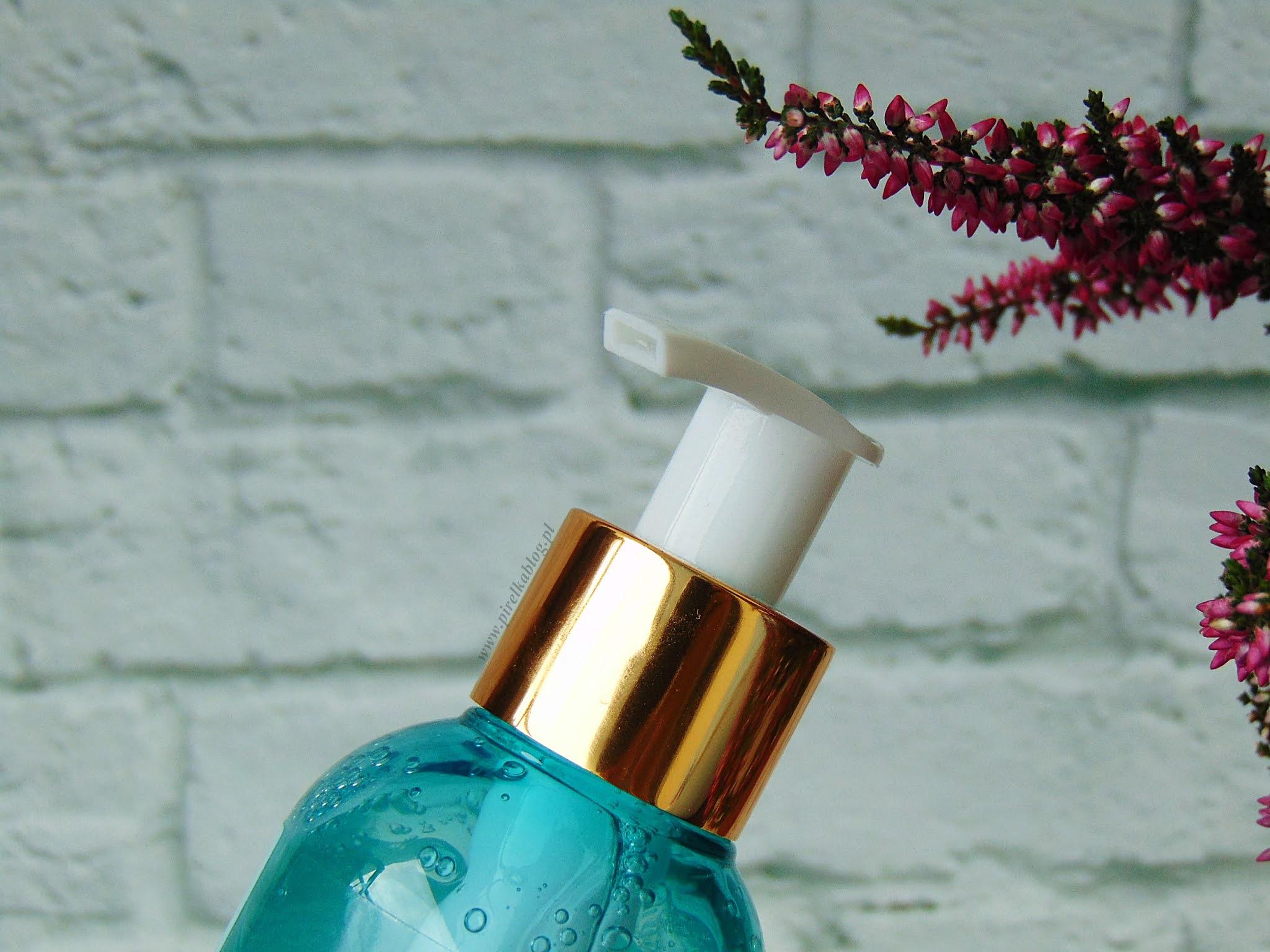 Detoksykujący żel micelarny do mycia twarzy, Bielenda Fresh Juice