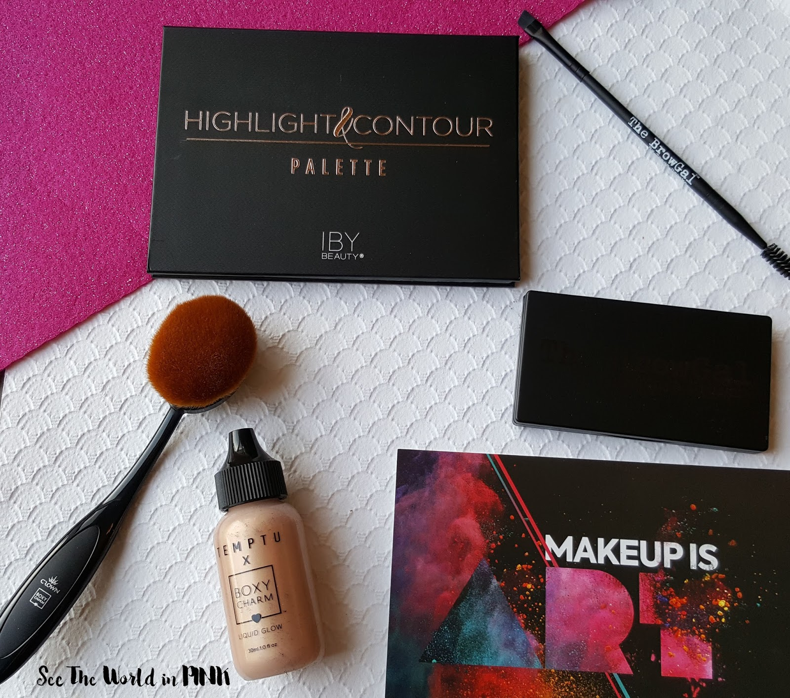 May 2017 - Boxycharm Unboxing and Review!