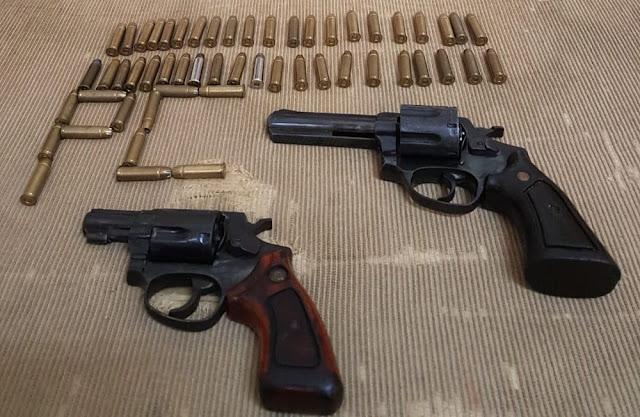 Homem é preso por posse ilegal de armas de fogo em Junqueirópolis