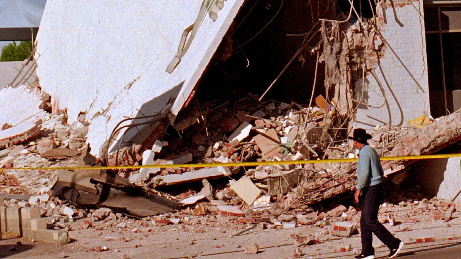 Earthquake Safety - What is the relation of Richter scale and earthquake intensity?