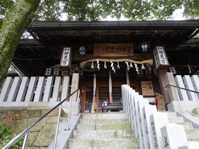 星田妙見宮(小松神社)