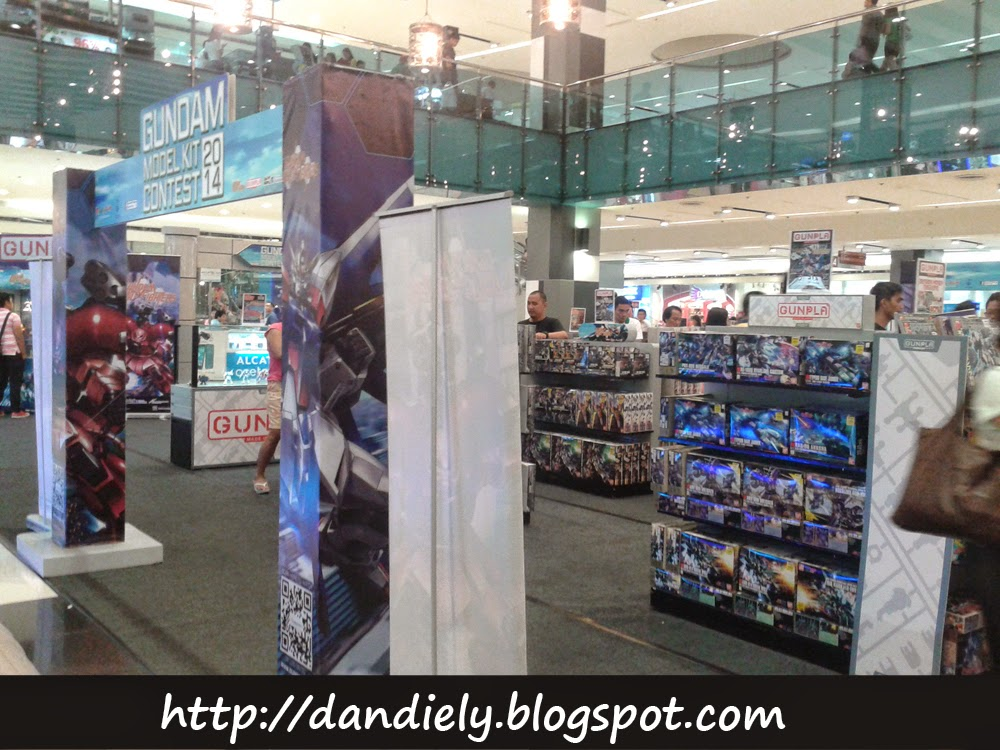 Gunpla for sale - Gundam Model Kit Contest 2014 Philippines