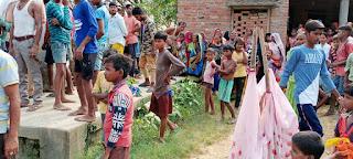 कुएं में गिरने से बालक की मौत | #NayaSaberaNetwork