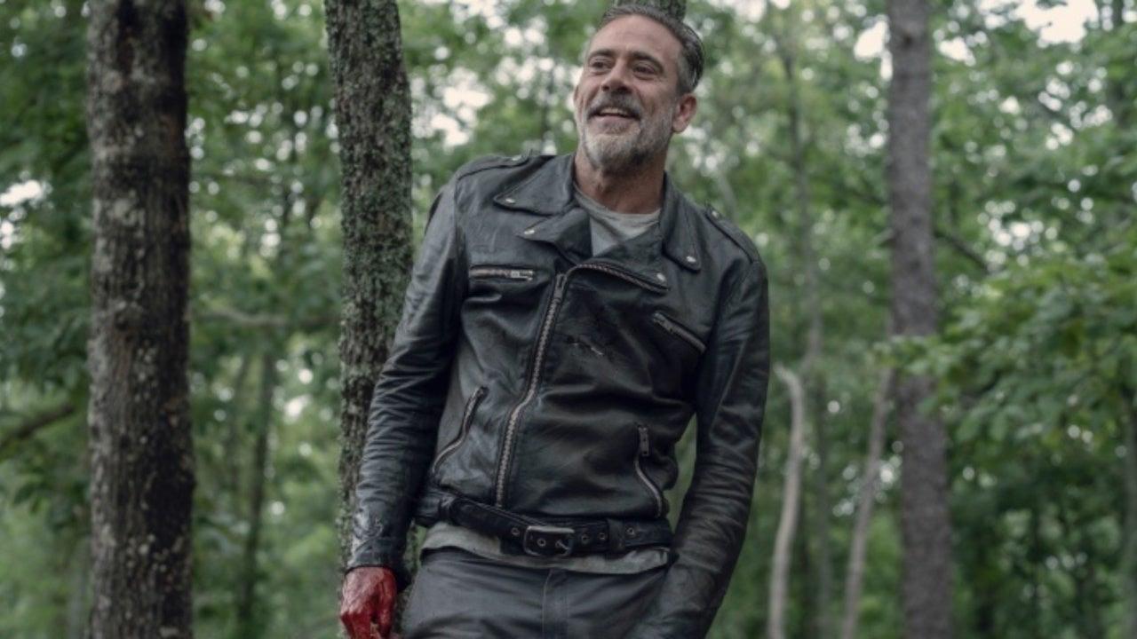 Negan en el episodio 10x06 de The Walking Dead