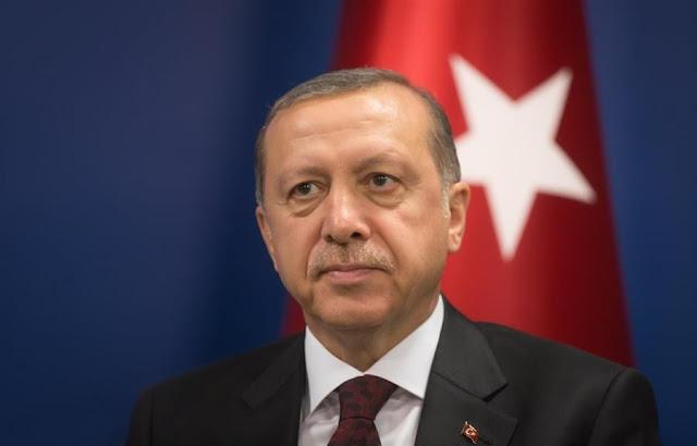 Ερντογάν: Ακριβώς όπως το 1922, έτσι θα κάνουμε και με όσους θέλουν να εμποδίσουν τη «Γαλάζια Πατρίδα»